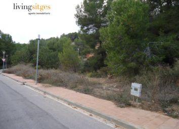Thumbnail Land for sale in Urb. Mas Alba, Sant Pere De Ribes, Spain