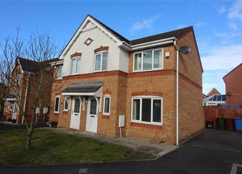 Thumbnail 3 bed property for sale in Woodlark Drive, Chorley
