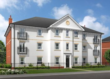"Thumbnail 1 bed flat for sale in ""Type 1 Apartment"" at Bawtry Road, Bessacarr, Doncaster"