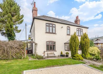 Thumbnail 4 bed detached house for sale in Shirlheath, Nr/Leominster. Herefordshire
