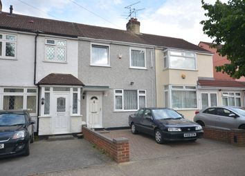 Thumbnail 2 bed terraced house for sale in Northumberland Avenue, Hornchurch