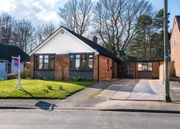 Thumbnail 3 bed bungalow for sale in Westhaven Crescent, Aughton, Ormskirk