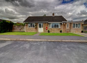 Thumbnail 3 bedroom bungalow for sale in Balmoral Close, Wragby, Market Rasen