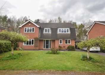 Thumbnail 4 bed property for sale in Pitsford Drive, Loughborough