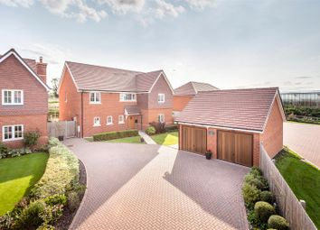 Thumbnail 4 bed detached house for sale in Langland Place, Roydon, Harlow