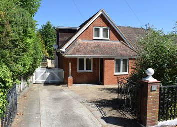 Thumbnail 3 bed semi-detached house to rent in School Lane, Lower Bourne, Farnham