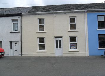 Thumbnail 2 bedroom terraced house for sale in Graig Road, Godrergraig, Swansea.