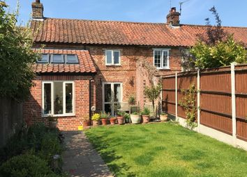 Thumbnail 2 bedroom terraced house for sale in The Street, Swanton Novers, Melton Constable