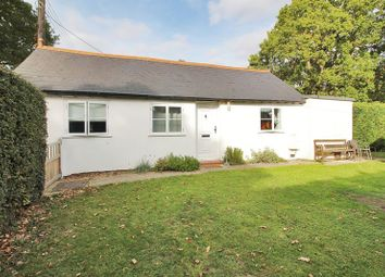 Thumbnail 2 bed detached house for sale in Careys Copse, Chapel Road, Smallfield, Horley