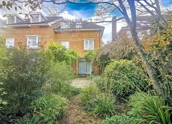 St. Cross Court, Kingsgate Road, Winchester, Hampshire SO23. 3 bed end terrace house for sale