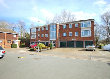 Thumbnail 1 bed flat for sale in Kinder Close, London