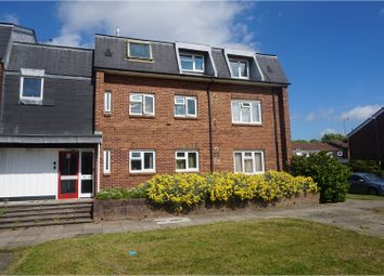 Thumbnail 2 bed flat for sale in Britten Close, Crawley