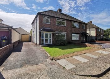 3 bed semi-detached house for sale in Clovelly Crescent, Llanrumney, Cardiff CF3