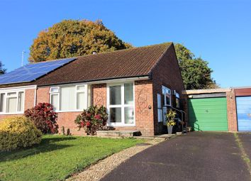 Thumbnail 2 bed semi-detached bungalow for sale in Britannia Way, Chard