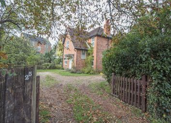 Thumbnail 2 bed cottage to rent in Bramshill Close, Arborfield, Reading