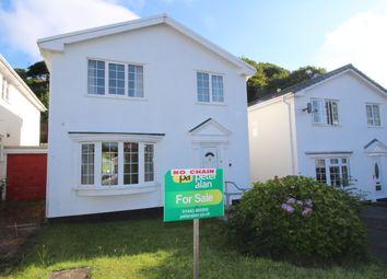 Thumbnail 4 bed link-detached house for sale in Graigwen Parc, Graigwen, Pontypridd