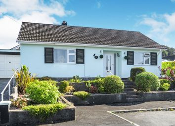 Thumbnail 2 bedroom detached bungalow for sale in Russell Close, Elburton, Plymouth