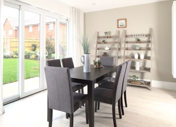 Thumbnail 3 bed detached house for sale in Plot 158 The Warwick, St Andrew's Road, Warminster