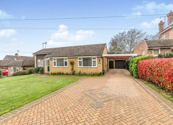 Thumbnail 3 bedroom bungalow for sale in Grove Green Lane, Weavering, Maidstone, Kent