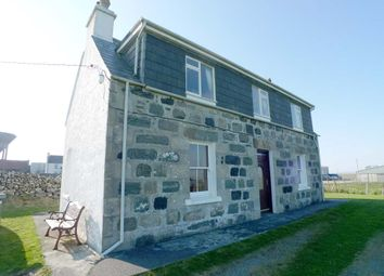 Thumbnail 3 bed detached house for sale in 18 Balivanich, Isle Of Benbecula