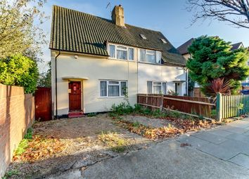 Thumbnail 3 bed semi-detached house for sale in Northwood Gardens, Greenford