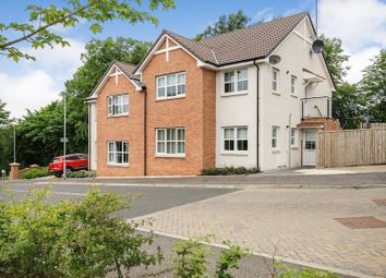 Thumbnail 2 bed flat for sale in Linnview Drive, Glasgow