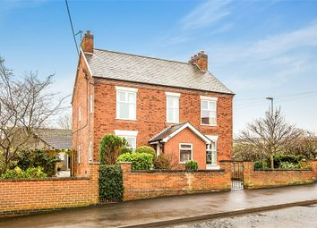 Thumbnail 4 bed detached house for sale in Iveshead Road, Shepshed, Loughborough, Leicestershire