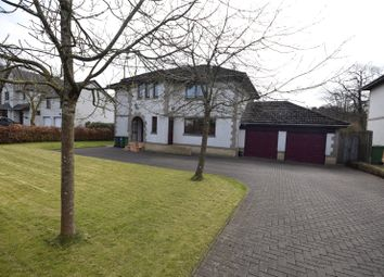 Thumbnail 5 bed detached house for sale in Grange Gardens, Monifieth, Dundee, Angus