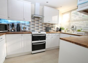 Thumbnail 3 bedroom terraced house for sale in Dunster Crescent, Hornchurch