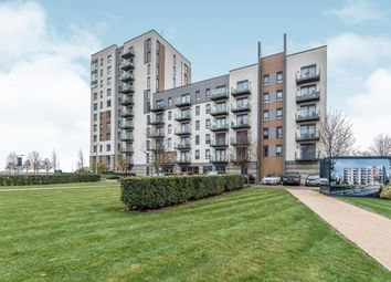 Thumbnail 1 bed flat for sale in Marina Heights, Pearl Lane, Gillingham, Kent