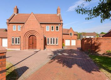 4 bed detached house for sale in Archers Green Road, Westbrook, Warrington WA5