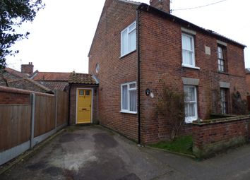 Thumbnail 2 bedroom semi-detached house for sale in Pooh Corner, Hungate Lane, Beccles, Suffolk