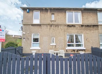 Thumbnail 2 bed flat for sale in Milrig Road, Rutherglen, Glasgow