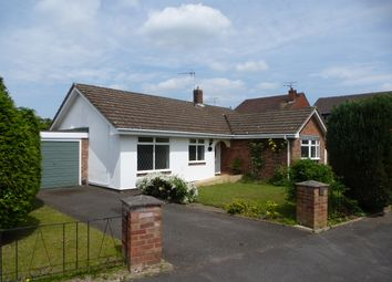 Thumbnail 3 bed detached bungalow to rent in Millbeck Close, Weston, Crewe, Cheshire