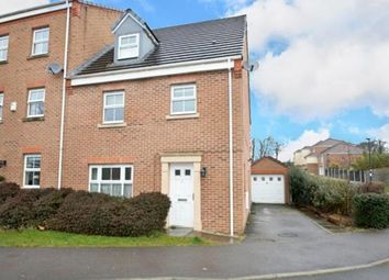 Thumbnail 4 bed end terrace house for sale in Garden Walk, Rotherham, South Yorkshire