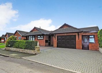 Thumbnail 2 bed detached bungalow for sale in Gorsey Bank, Ball Green, Stoke-On-Trent