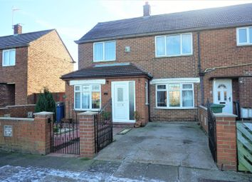 Thumbnail 3 bed semi-detached house for sale in Romney Avenue, South Shields