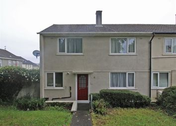 Thumbnail 3 bedroom end terrace house for sale in Chaucer Way, Plymouth