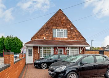 Thumbnail 4 bed detached house for sale in Wood Green Road, Wednesbury
