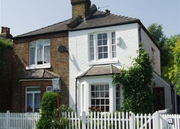 Thumbnail 3 bedroom property to rent in Jubilee Villas, Weston Green Road, Esher