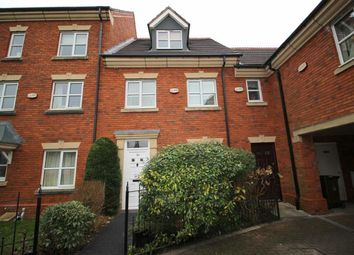 Thumbnail 3 bed town house for sale in Ladybank Avenue, Fulwood, Preston