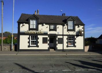 Thumbnail Commercial property for sale in Upper Church Street, Oswestry, Shropshire