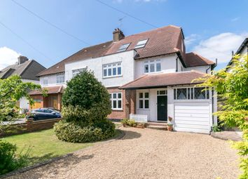 Thumbnail 6 bed semi-detached house for sale in Cambridge Avenue, New Malden