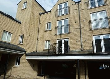 Thumbnail 2 bed flat to rent in West View, Boothtown, Halifax