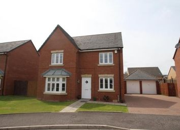 Thumbnail 4 bedroom detached house for sale in Sundrum Court, Airdrie, North Lanarkshire