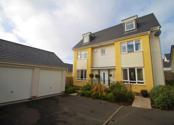 Thumbnail 5 bed detached house for sale in Millin Way, Dawlish Warren, Dawlish