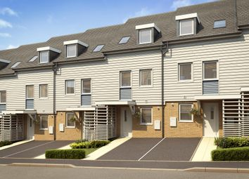 "Thumbnail 3 bed end terrace house for sale in ""Padstow"" at Temple Hill, Dartford"