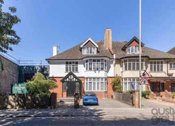 Thumbnail 3 bed flat for sale in Vernon Gardens, Brighton, East Sussex