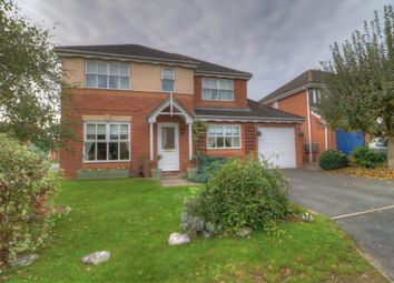 Thumbnail 4 bed detached house for sale in Hartland Close, Belmont, Hereford