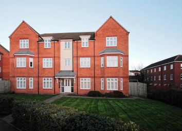 Thumbnail 2 bedroom flat to rent in Humber Street, Hilton, Derbyshire